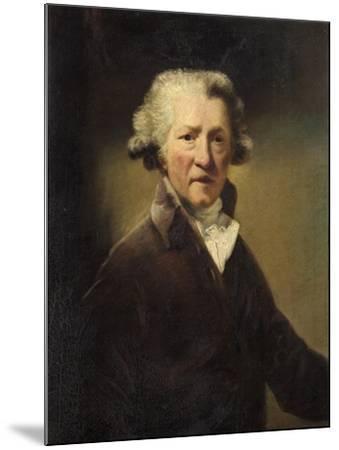 Sir Joshua Reynolds-John Jackson-Mounted Giclee Print