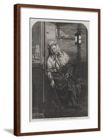 The Light of Other Days-John Templeton Lucas-Framed Giclee Print