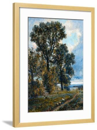 Heronsgate, 1905-John William Buxton Knight-Framed Giclee Print