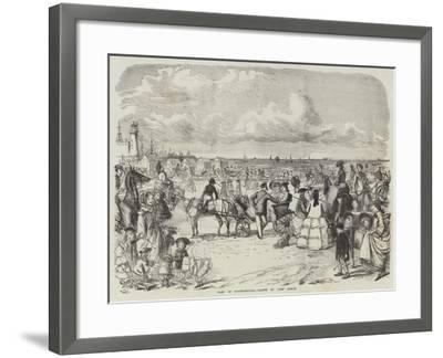 Part of Scarborough-John Leech-Framed Giclee Print
