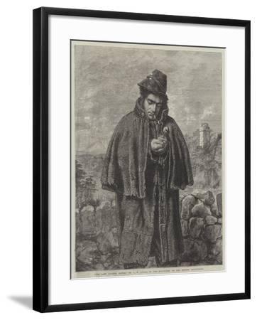 The Last Lucifer Match-John Templeton Lucas-Framed Giclee Print
