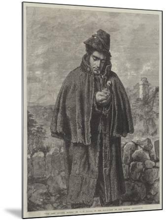 The Last Lucifer Match-John Templeton Lucas-Mounted Giclee Print