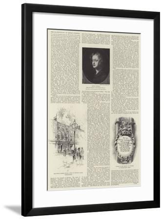 The Bi-Centenary of Henry Purcell-Joseph Holland Tringham-Framed Giclee Print