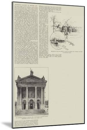 National Gallery of British Art-Joseph Holland Tringham-Mounted Giclee Print