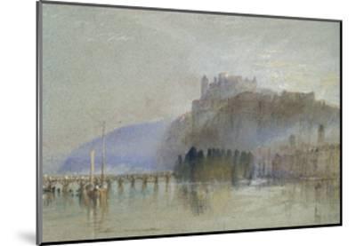 Amboise, C. 1830-J^ M^ W^ Turner-Mounted Giclee Print
