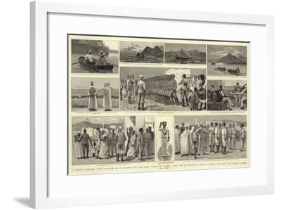 A Dhow Episode-Joseph Nash-Framed Giclee Print