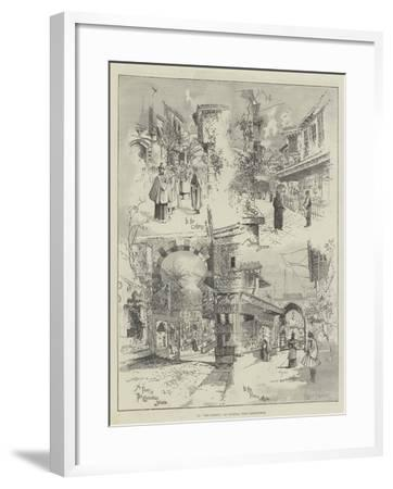 Scenes of the Orient at Olympia-Joseph Holland Tringham-Framed Giclee Print
