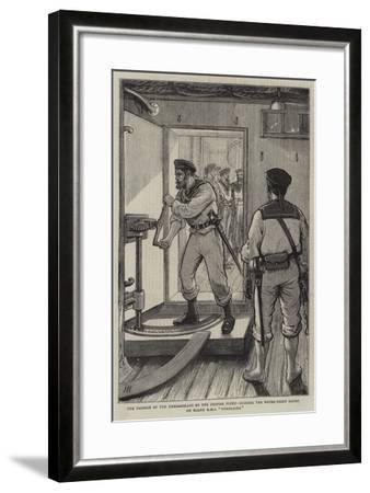The Passage of the Dardanelles by the British Fleet-Joseph Nash-Framed Giclee Print