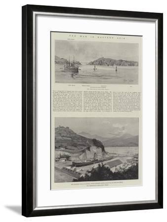 The War in Eastern Asia-Joseph Holland Tringham-Framed Giclee Print