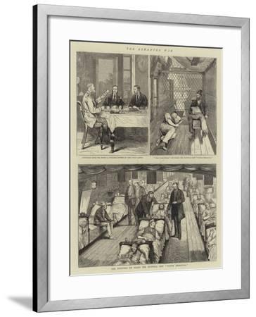 The Ashantee War-Joseph Nash-Framed Giclee Print
