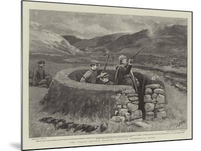 The German Emperor Shooting over the Wemmersgill Moors-Joseph Nash-Mounted Giclee Print