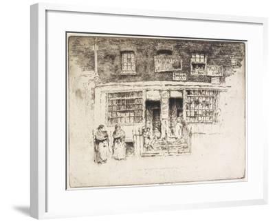 Sunlight Soap, 1905-Joseph Pennell-Framed Giclee Print