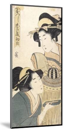 Act 1-Kitagawa Utamaro-Mounted Giclee Print