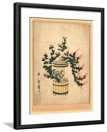 Akikusa No Rikka-Kitagawa II Utamaro-Framed Giclee Print