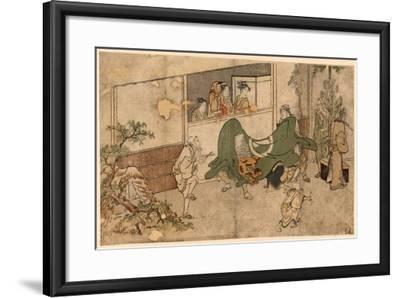 Daikagura-Kitagawa Utamaro-Framed Giclee Print