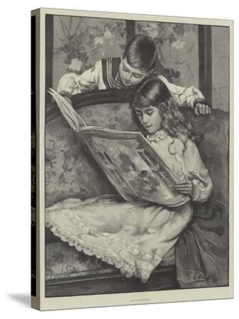 Favourites-Leo Malempre-Stretched Canvas Print