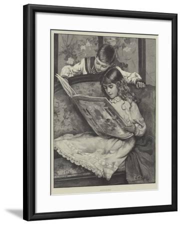 Favourites-Leo Malempre-Framed Giclee Print