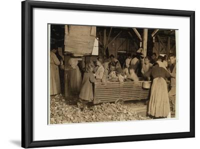 Bill May-Lewis Wickes Hine-Framed Photographic Print
