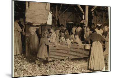 Bill May-Lewis Wickes Hine-Mounted Photographic Print