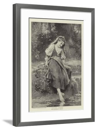 Nature's Mirror-Leon Bazile Perrault-Framed Giclee Print