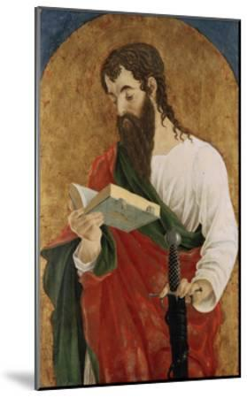 St Paul, 1468-Marco Zoppo-Mounted Giclee Print