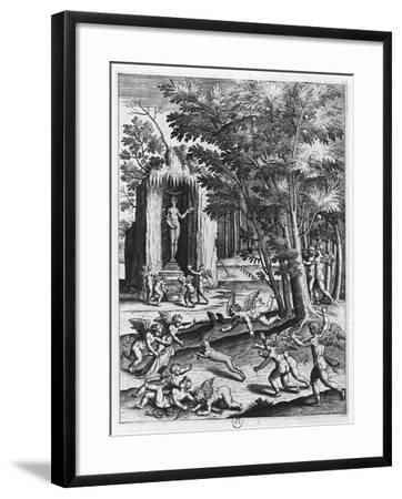 Amor'-Leonard Gaultier-Framed Giclee Print