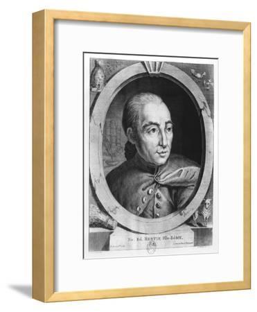 Nicolas, Rétif De La Bretonne-Louis Berthet-Framed Giclee Print