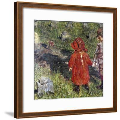 Number 317, 1891-Luigi Conconi-Framed Giclee Print