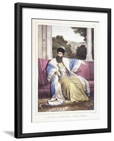 The Prince of Moldavia-Louis Dupre-Framed Giclee Print