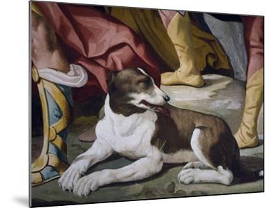 Dog-Luca Ferrari-Mounted Giclee Print