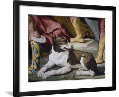 Dog-Luca Ferrari-Framed Giclee Print