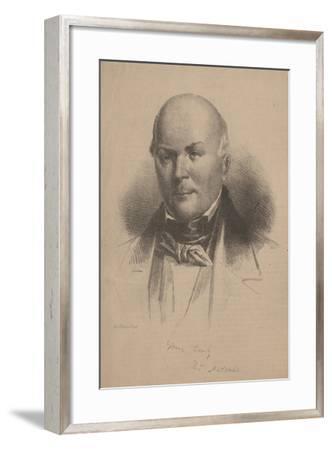 Thomas Nuttall, 1860-M. S. Parker-Framed Giclee Print
