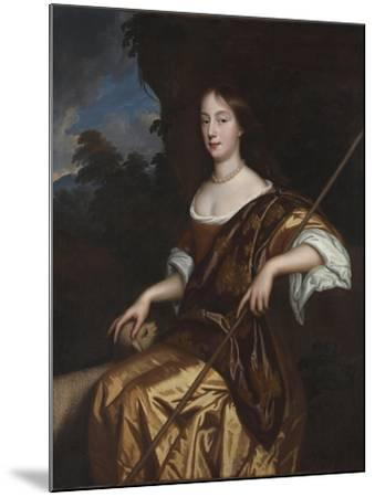 Portrait of Elizabeth Adams, Late 1660s-Mary Beale-Mounted Giclee Print