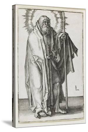 St. James Major, 1510-Lucas van Leyden-Stretched Canvas Print