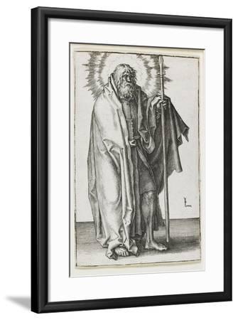 St. James Major, 1510-Lucas van Leyden-Framed Giclee Print