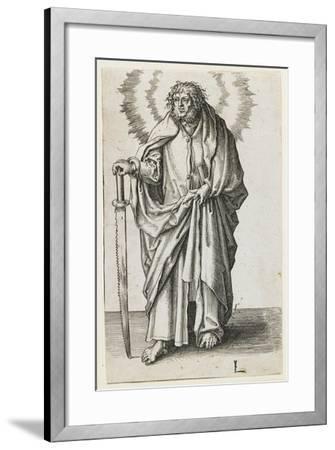 St. James Minor, 1510-Lucas van Leyden-Framed Giclee Print