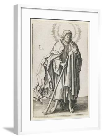 St. Thaddeus, 1510-Lucas van Leyden-Framed Giclee Print