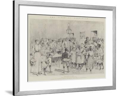 The Siege of Ladysmith-Melton Prior-Framed Giclee Print