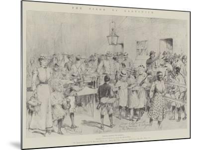 The Siege of Ladysmith-Melton Prior-Mounted Giclee Print