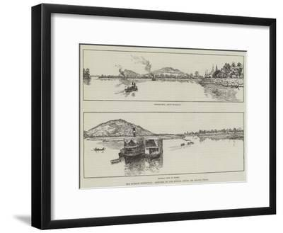 The Burmah Expedition-Melton Prior-Framed Giclee Print