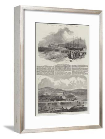 Watering-Places of England-Myles Birket Foster-Framed Giclee Print