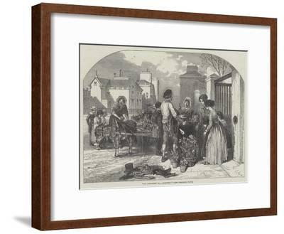 All A-Blowing! All A-Growing!-Myles Birket Foster-Framed Giclee Print