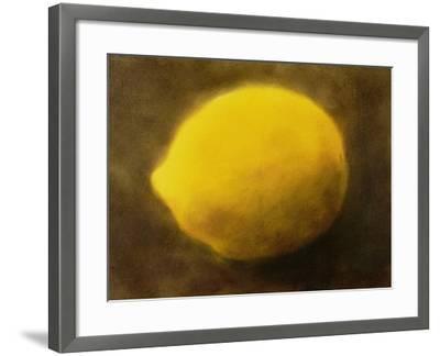Lemon (No. 2)-Neal Brown-Framed Giclee Print