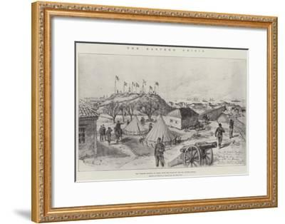 The Eastern Crisis-Melton Prior-Framed Giclee Print
