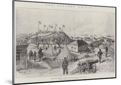 The Eastern Crisis-Melton Prior-Mounted Giclee Print