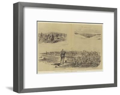 The Relief of Khartoum-Melton Prior-Framed Giclee Print