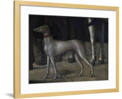 Dog-Michelle da Verona-Framed Giclee Print