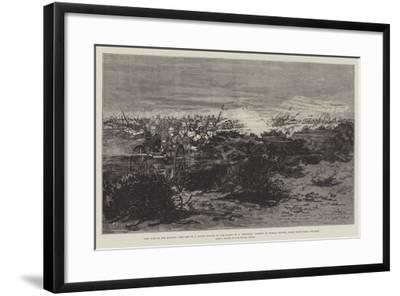 The War in the Soudan-Melton Prior-Framed Giclee Print
