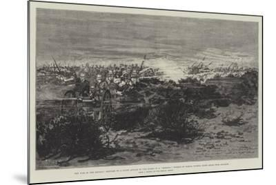 The War in the Soudan-Melton Prior-Mounted Giclee Print