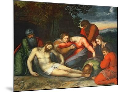 The Lamentation of Christ-Otto van Veen-Mounted Giclee Print